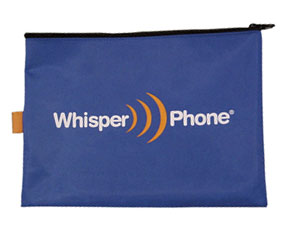 WhisperPhone Waterdicht tasje