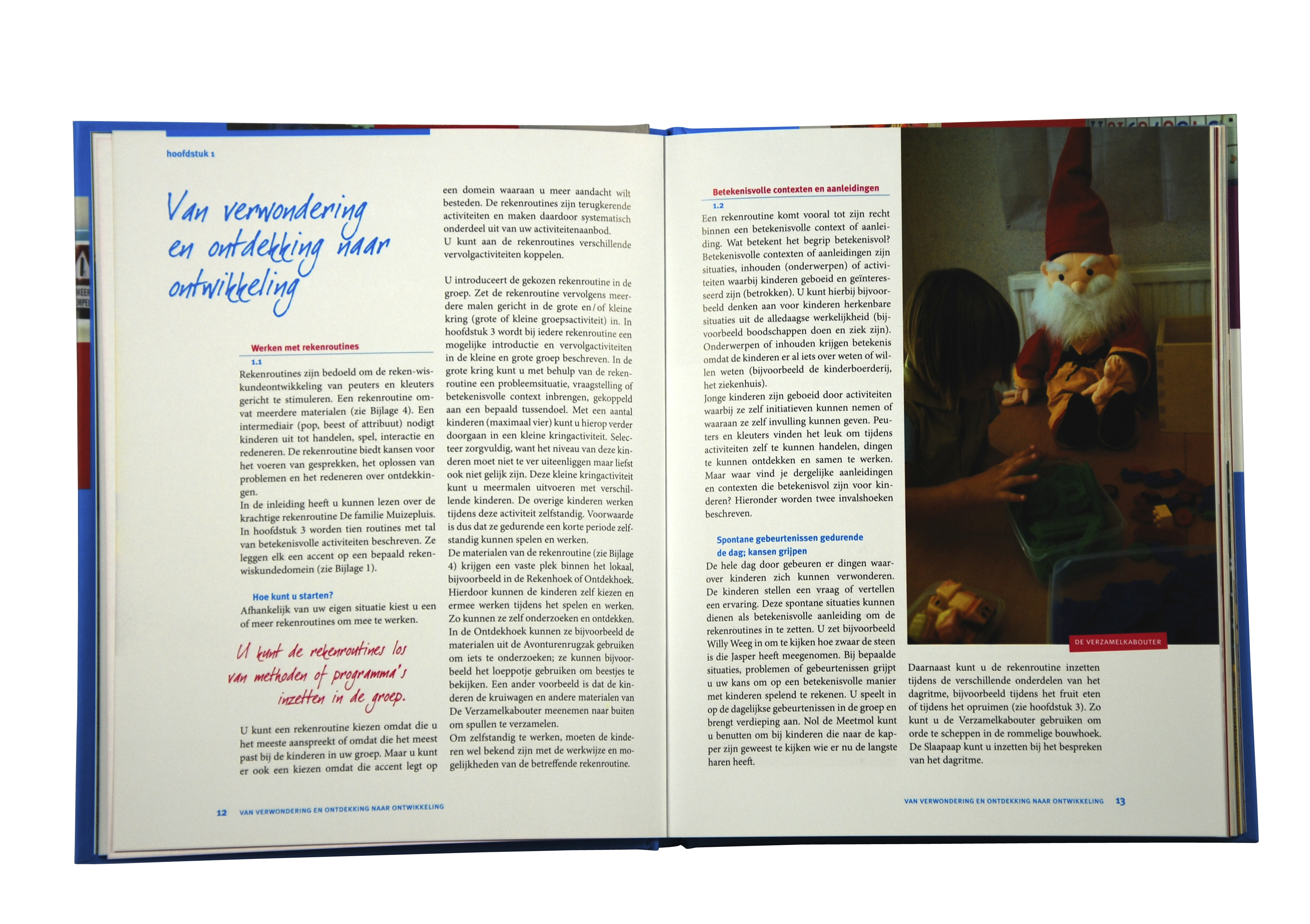 Ref.nr. D53003145 - Boek Spelend Rekenen met peuters en kleuters