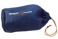 Tasje voor WhisperPhone