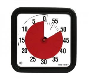 Time Timer Large met eindsignaal