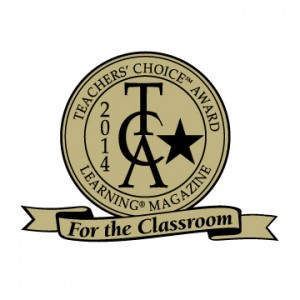 Teacher Choice award 2014 - Time Timer Plus