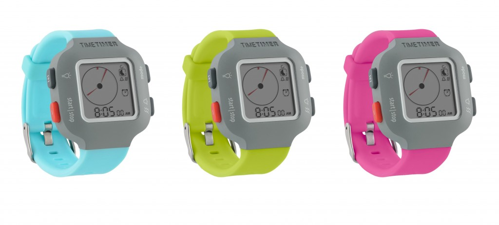 Time Timer horloges Plus - alle kleuren