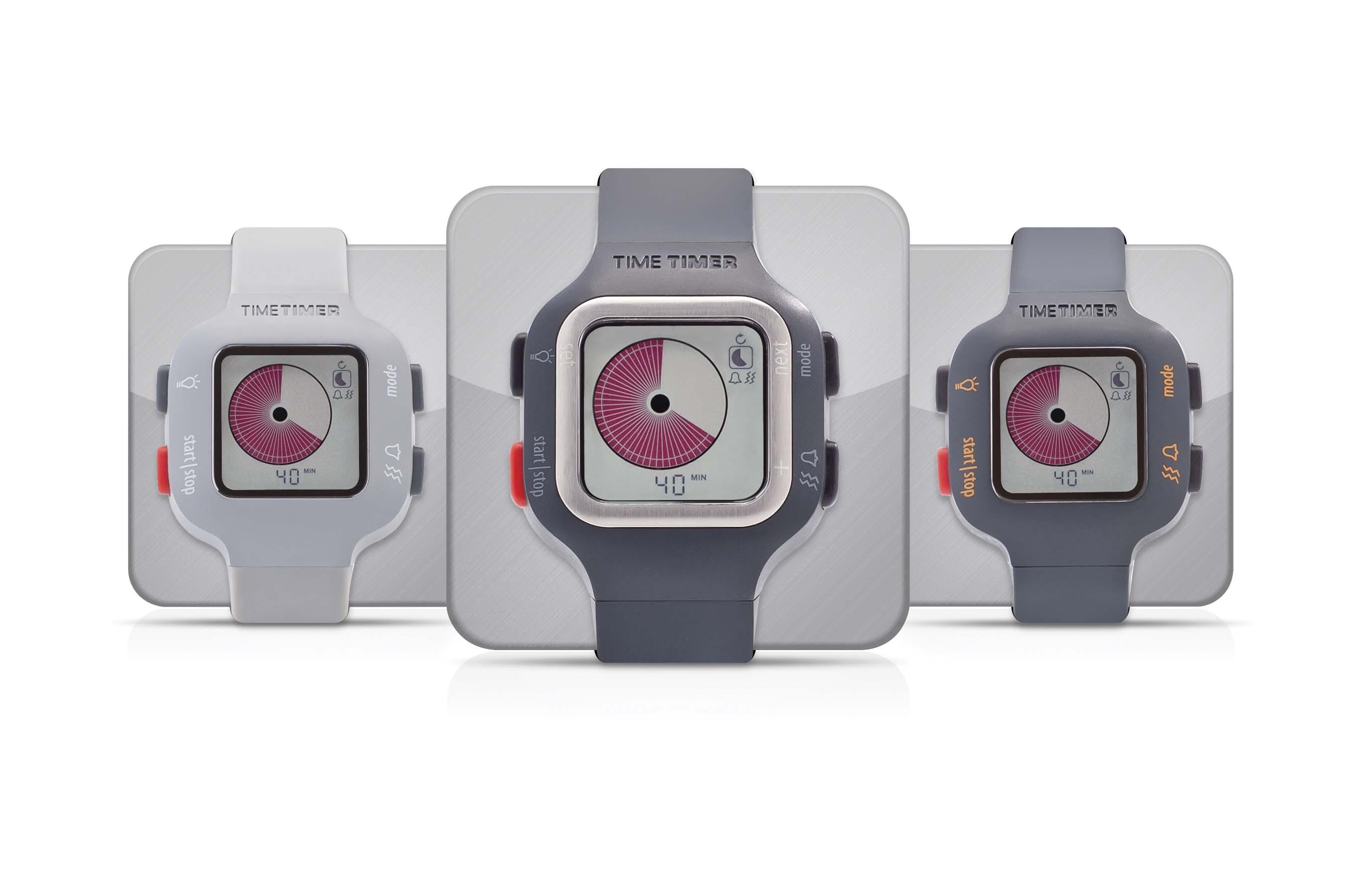 JAC5022 - JAC5023 Time Timer Watch Plus