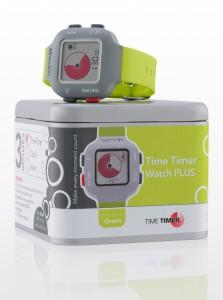 Time Timer horloge Plus - lime