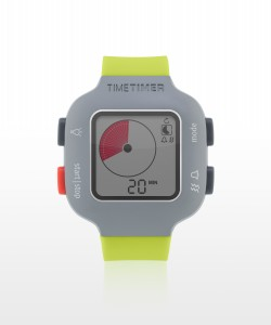 Time Timer horloge Plus - kindermodel - limegreen