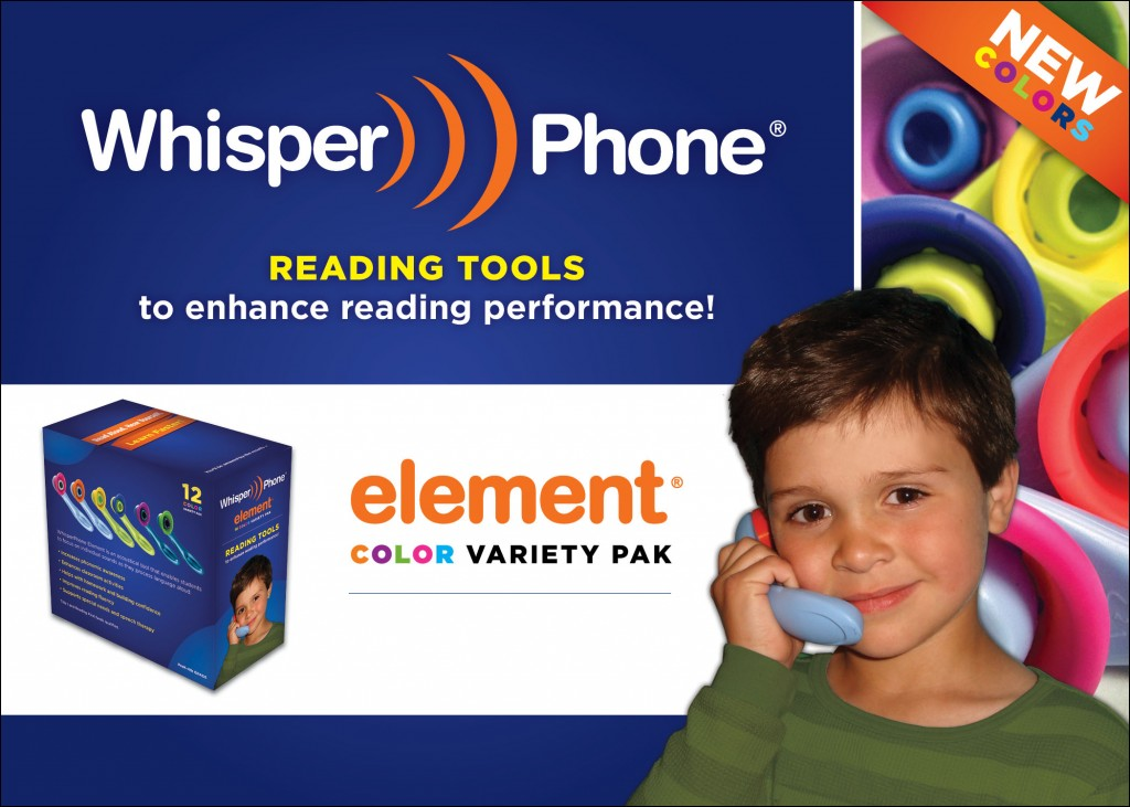 WhisperPhone Element Variety Pack