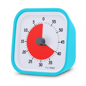Time Timer MOD, turquoise blauw