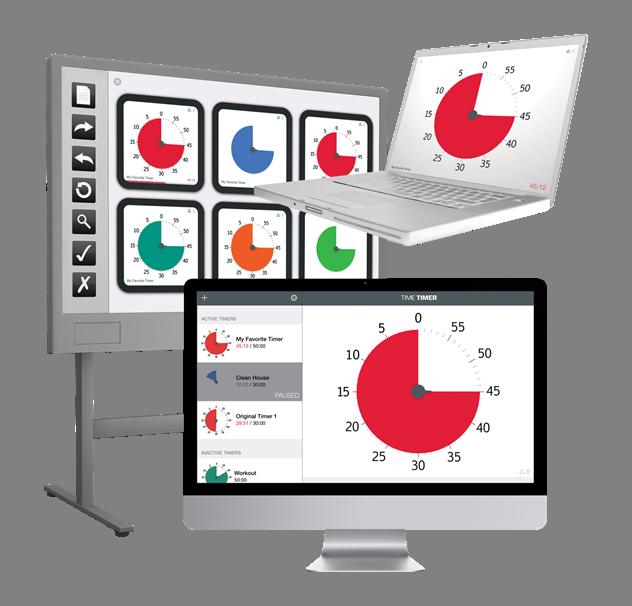 Time Timer Desktop App